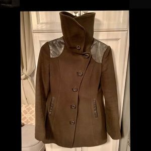 MACKAGE jacket wool winter pea coat